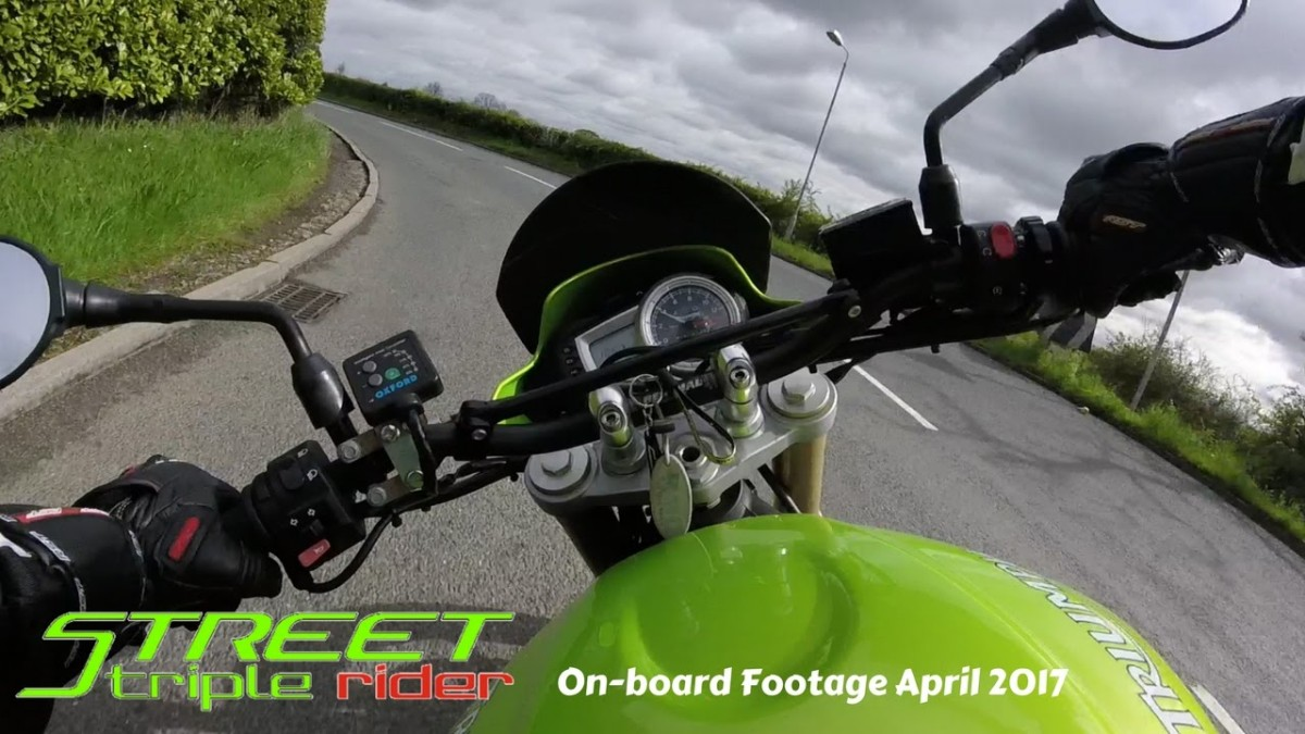 New Video! On-board Footage From April 2017